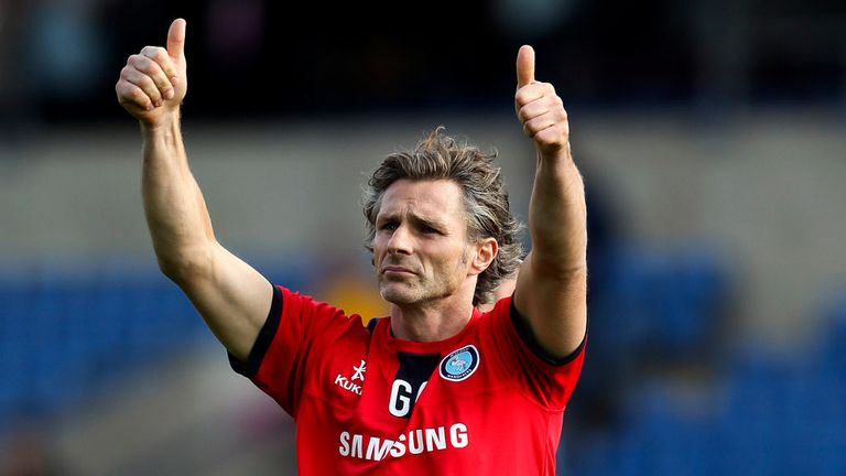 Gareth Ainsworth: Giving loanee a chance