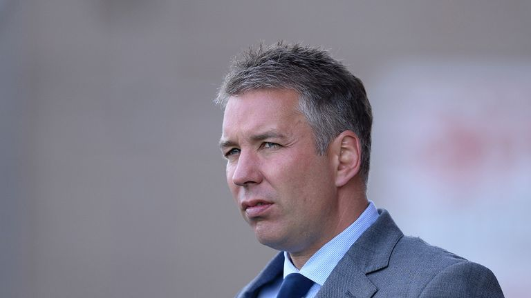 Darren Ferguson: Staying grounded