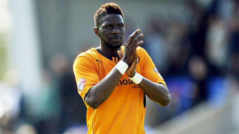 Bakary Sako: Has helped Wolves to bounce straight back into the Championship