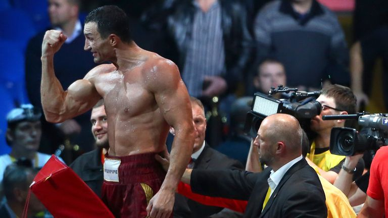 Wladimir Klitschko: Ukrainian targets WBC heavyweight crown