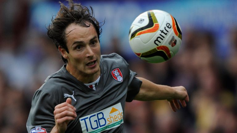 Danny Hylton: Joins AFC Wimbledon on loan