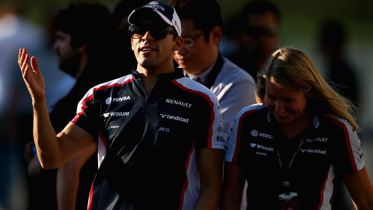 Pastor Maldonado: At the centre of much speculation