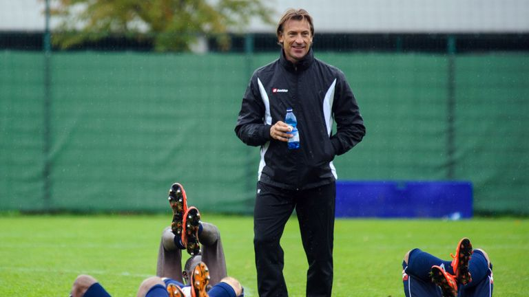 Herve Renard: New Sochaux coach ready for the challenge