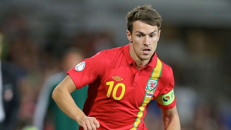 Aaron Ramsey: Wales midfielder is expected to recover from dead leg to captain side