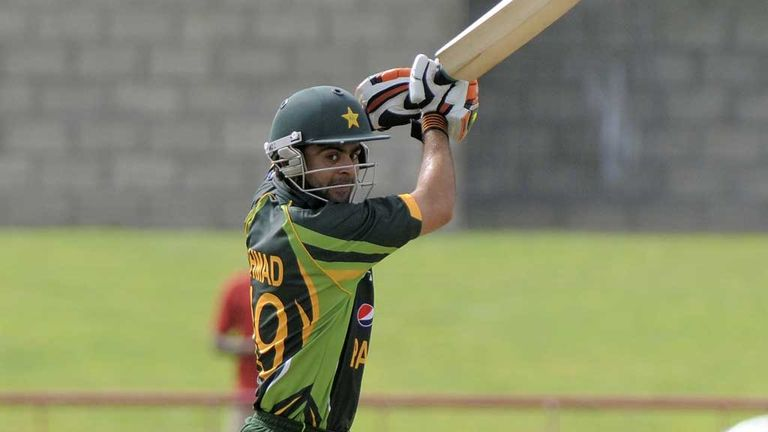Ahmed Shehzad: Favourite to open against South Africa in Abu Dhabi