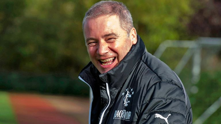 Rangers boss Ally McCoist: League One club has postponed clash with Forfar