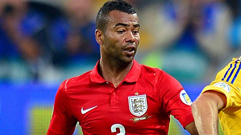 Ashley Cole: Unavailable for England's crucial match on Friday