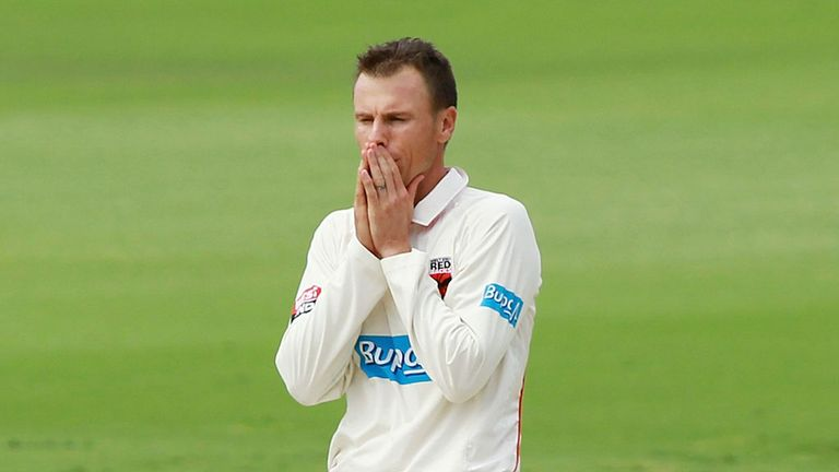 Johan Botha: Must undergo testing on suspect bowling action