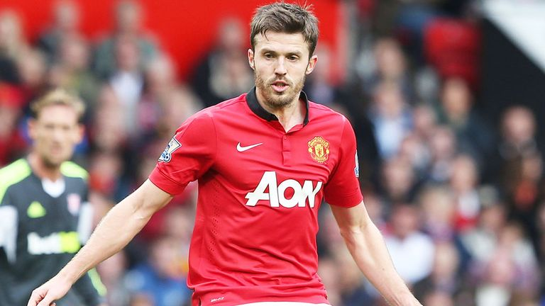 Michael Carrick: Manchester United midfielder hopes for a winning run