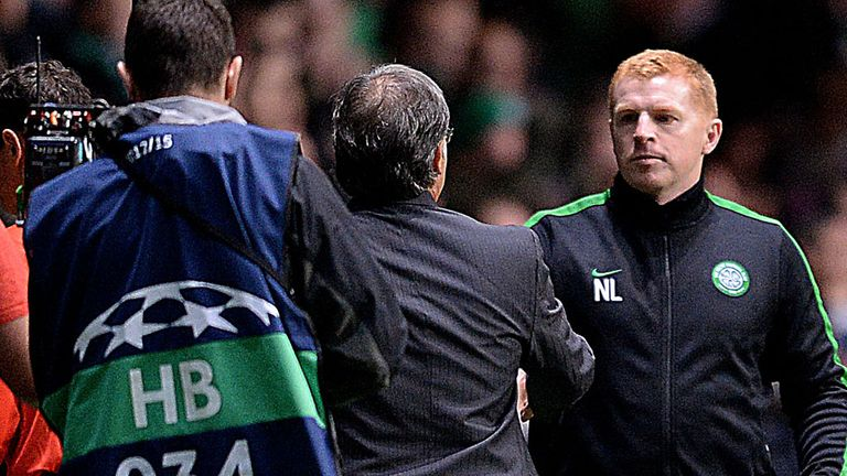 Neil Lennon: Expecting tough test against Ajax