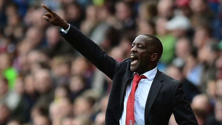 Chris Powell: Charlton have accepted a Football Association charge