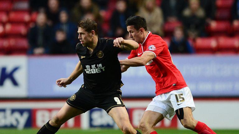 Grant Holt: Couldn't break home side's defence