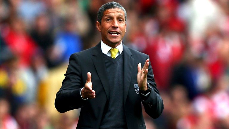 Chris Hughton: Norwich manager keen to put Liverpool result behind him