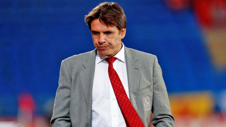Chris Coleman: Wales boss' future is uncertain