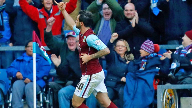 Danny Ings: Scored both goals against QPR