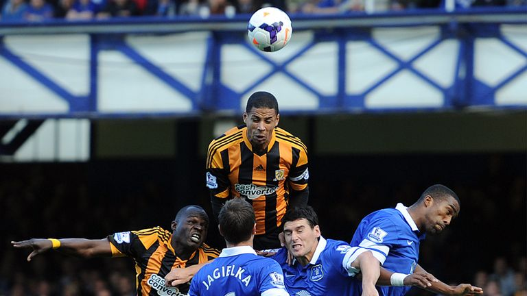 Curtis Davies: The centre-back has been in impressive form this season
