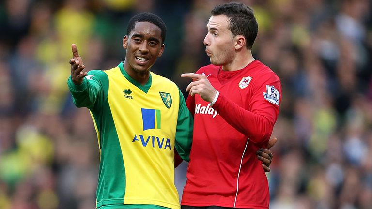 Leroy Fer: Caused controversy late on in goalless draw with Cardiff