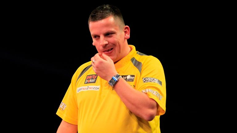 Dave Chisnall: Fighting for Premier League lifeline