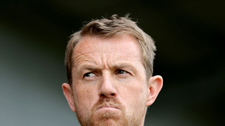 Gary Rowett: Felt hard done by