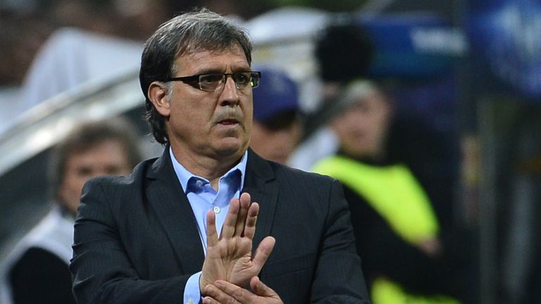 Gerardo Martino: Plans on taking a positive approach against Manchester City
