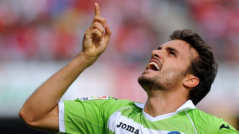 Getafe star Pedro Leon could be a threat to Bilbao