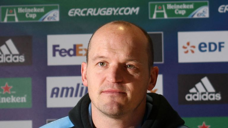 Warriors head coach Gregor Townsend lets Kevin Bryce go on loan