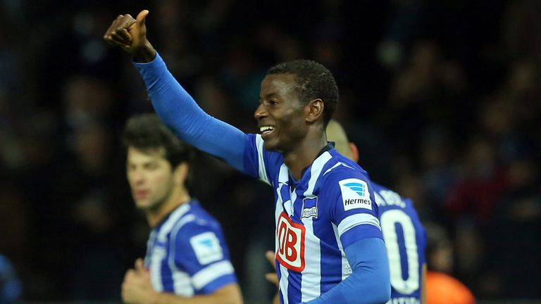 Adrian Ramos: Hertha Berlin striker is attracting interest