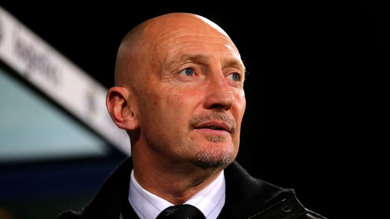 Ian Holloway: Refused to talk about his future