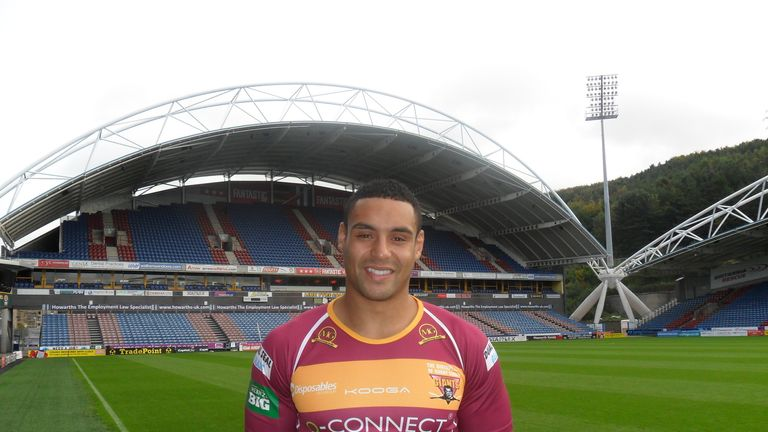 Jodie Broughton: Happy to have joined Huddersfield Giants