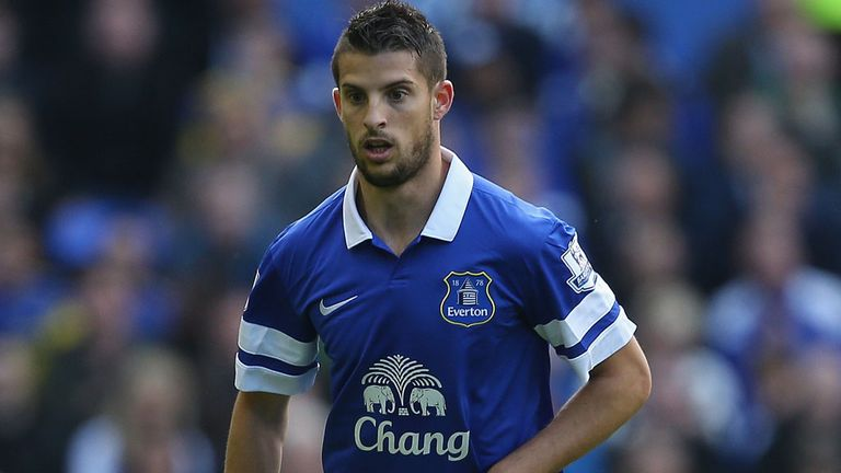 Kevin Mirallas: Life better under Roberto Martinez than David Moyes