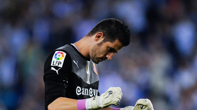Kiko Casilla: Happy where he is