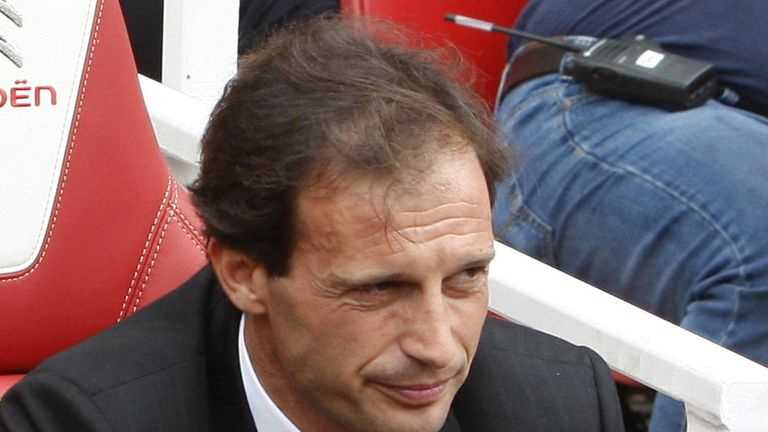 Massimiliano Allegri: Not fazed by speculation