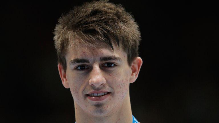 Max Whitlock: Won silver in Antwerp