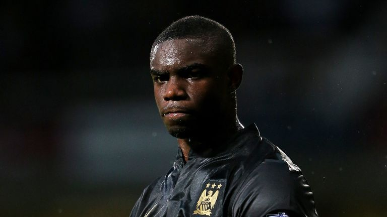 Micah Richards: Has no desire to leave Manchester City