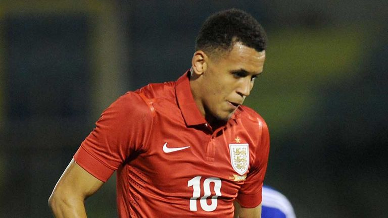 Ravel Morrison: West Ham youngster made his first two appearances for England U21s