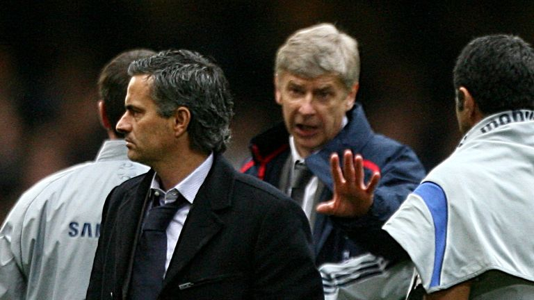 Arsene Wenger: Nothing personal in the rivalry with Chelsea