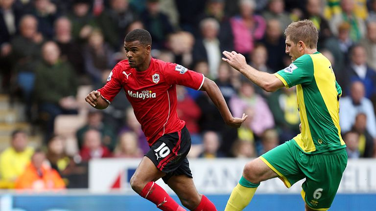 Cardiff held strong for a draw despite Norwich domination