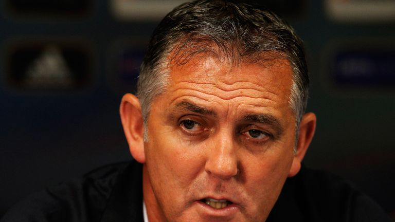 Coyle: one of a number of bosses to leave their clubs this week