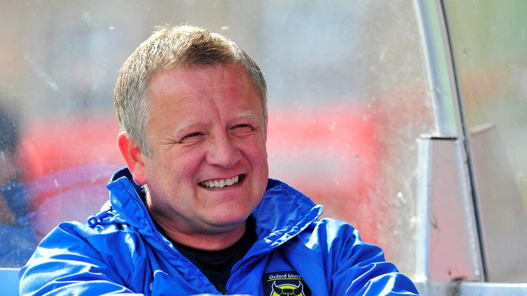 Chris Wilder: Happy at the Kassam