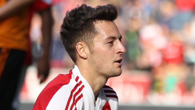 Ryan Mason: Misses the clash