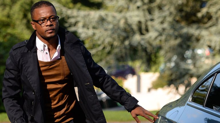 Patrice Evra: Will not be punished