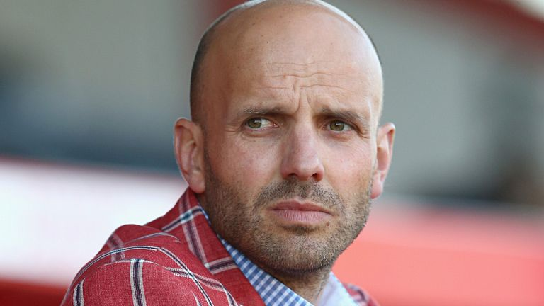 Paul Tisdale: Admitted that Exeter were 'outclassed'