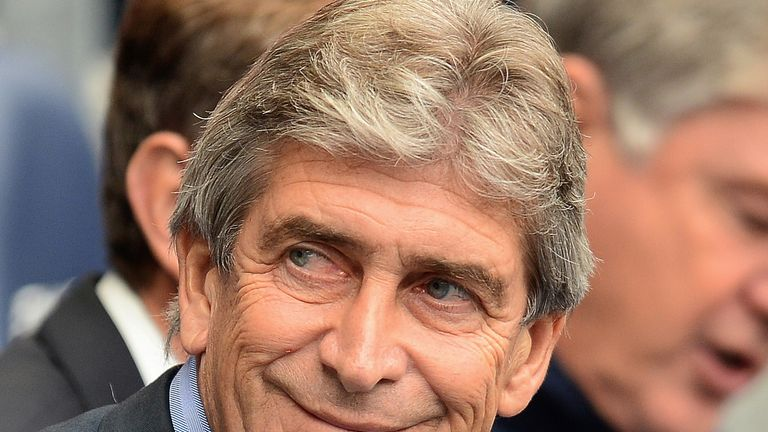 Manuel Pellegrini: Pleased with win over Everton
