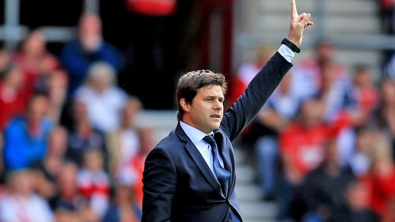 Mauricio Pochettino: Southampton on the up under Argentine manager