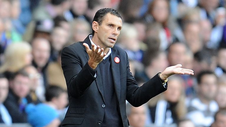 Gus Poyet: Will assess Sunderland squad before planning winter business