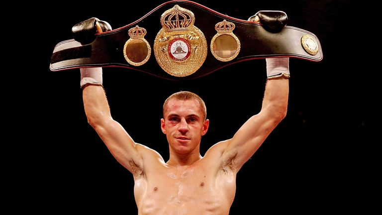 Scott Quigg: Will make a swift return to action on the big Manchester show