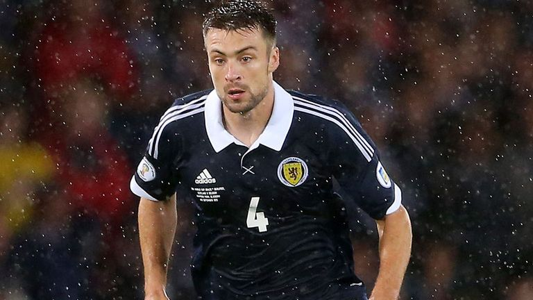 Russell Martin: Scotland defender believes they are getting better as a squad
