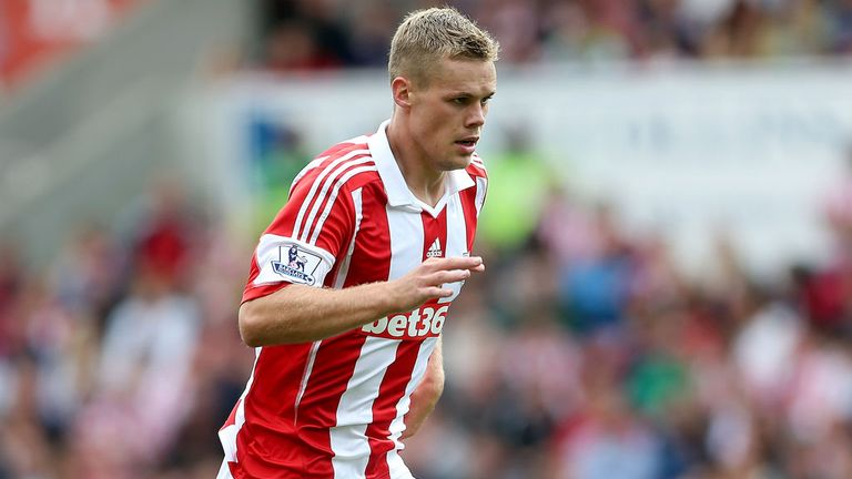 Stoke defender Ryan Shawcross could miss trip to Old Trafford
