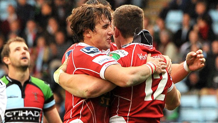 Rhodri Williams: One of three uncapped Welshmen in squad