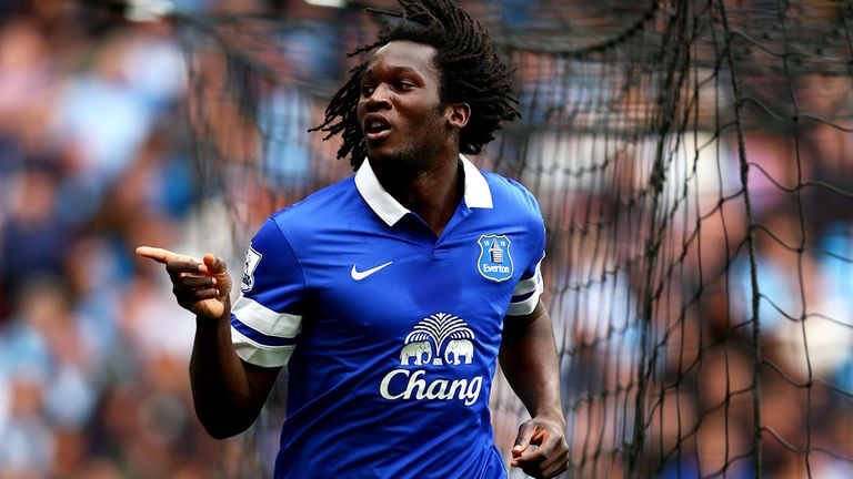 Romelu Lukaku: On a Chelsea mission - at Everton